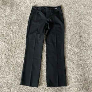 Arc'teryx Lightweight Nylon Pants 8 Hiking Camping